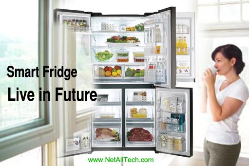 smart fridge knx