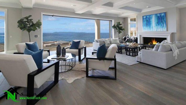 دکوراسیون داخلی سبک ساحلی