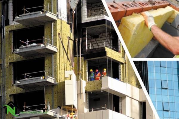نمای عایق ساختمان