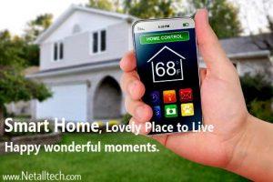 smart home,villas,apartment solutions